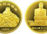 第二组台湾风光5盎司彰化大佛金币有什么收藏价值