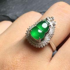 翡翠戒指应该怎样保养   佩戴翡翠戒指要注意什么