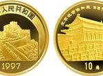 为什么说中国传统文化第二组保和殿1/10盎司金币值得收藏