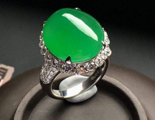 翡翠戒指价格一般是多少  什么品种翡翠戒指最贵