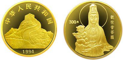 1990年5盎司生肖马年金币市场价值高不高