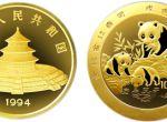 12盎司精制熊猫金币1994年版收藏价值怎么样