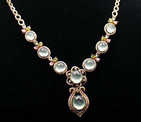 翡翠项链有什么收藏魅力  翡翠项链价格一般是多少