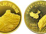 台湾光复回归祖国50周年台湾地图1公斤金币值得投资吗