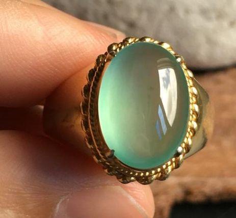 晴水翡翠戒指收藏和挑选技巧  晴水翡翠戒指长什么样