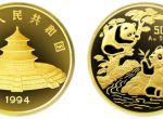 1994年版5盎司熊猫精制金币收藏价值分析