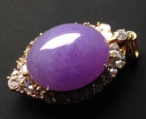 紫罗兰翡翠属于什么档次 紫罗兰翡翠价格的决定因素