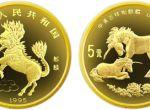 1995年版麒麟1/20盎司金币市场行情好吗   值得收藏投资吗