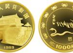 12盎司生肖蛇年1989年版金币市场行情怎么样  价格还有上升空间吗