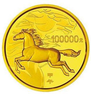 马年生肖金银币供不应求,收藏难度大