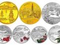 金银纪念币遭热捧,系列金银币深受藏家关注