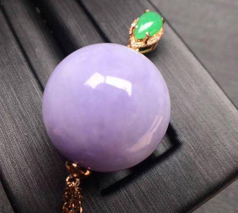 紫色翡翠饰品应该怎么保养    紫色翡翠饰品保养方法大全