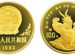 1盎司生肖鸡年1993年版金币未来的升值趋势好不好  市场行情分析