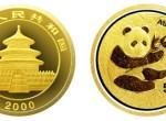 2000年版1/20盎司熊猫金币适不适合入手  市场行情分析