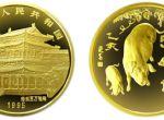 5盎司生肖猪年1995年版金币升值空间大不大   升值趋势分析