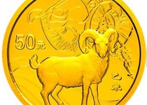 羊年金银币市场走势还不清晰,藏家仍需观望