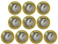 生肖币在市场备受追捧,但藏家要谨防炒作