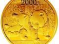 熊猫金币市场销售量增高,收藏价值令人期待