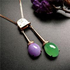 佩戴翡翠项链需要注意些什么问题    佩戴翡翠项链需注意四个方面