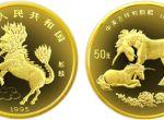 1995年版1/2盎司麒麟金币价格未来会不会升值