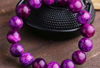 紫罗兰翡翠价格高低根据什么判断   皇家紫翡翠收藏价值怎样