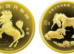 1995版母子独角兽1/10盎司麒麟金币值不值得收藏