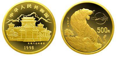 5盎司生肖虎年金币收藏价值什么时候入手最合适   市场行情分析
