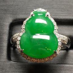 帝王绿翡翠戒指保养方法  佩戴帝王绿翡翠戒指要注意什么