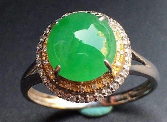 翡翠戒指保养和清洗步骤  翡翠戒指清洁应该用什么清洗剂
