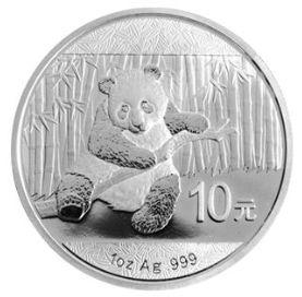 2014年熊猫金银币市场价格稳定,是收藏的好时机