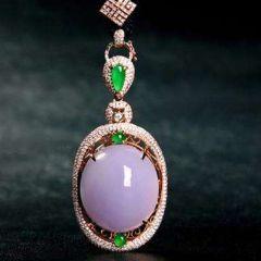 紫罗兰翡翠饰品应该怎样保养才对  翡翠饰品正确保养方法