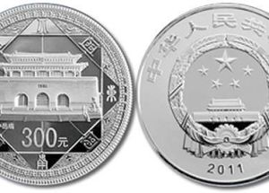 天地之中之1公斤纪念银币记录着文化文明之无限绮丽