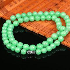 翡翠珠链的颗数有什么寓意吗     佩戴多少颗翡翠才合适