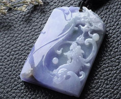 紫罗兰翡翠欣赏 紫罗兰翡翠图片