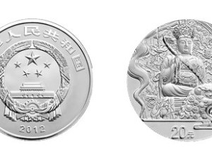 五台山金银币是中国贵金属纪念币发行历史上的经典之作