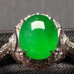 翡翠戒指应该如何清洗保养  翡翠戒指保养技巧