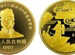第三组《三国演义》赤壁之战1/2盎司金币收藏价值怎么样  值得收藏吗