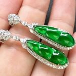 玻璃种帝王绿翡翠饰品保养方法大全   翡翠保养细节