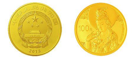 """""""普陀山""""金银币市场热度高   但收藏行情低"""