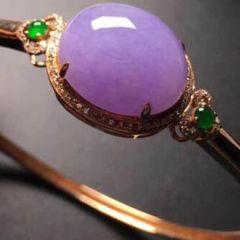 紫罗兰翡翠值不值得收藏   紫罗兰翡翠收藏行情分析