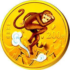 """""""猴王""""金银币美  收藏价值也高"""