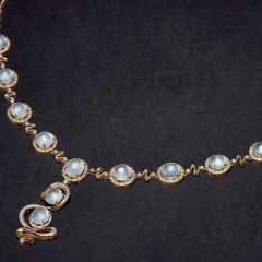 选购翡翠项链主要看哪里  什么颜色翡翠珠链最值钱