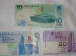 奥运纪念钞收藏需谨慎