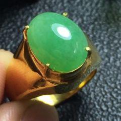 翡翠戒指保养五大要点  镶嵌翡翠戒指应该如何选购