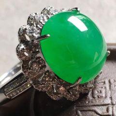 怎么看翡翠戒指工艺是否良好  翡翠戒指选购要注意什么
