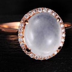 翡翠镶嵌戒指有什么款式 翡翠戒指选购要点