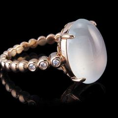 怎样辨别翡翠戒指颜色好坏  选购冰种翡翠戒指主要看什么