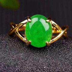 翡翠戒指款式和寓意介紹  如何挑選翡翠戒指
