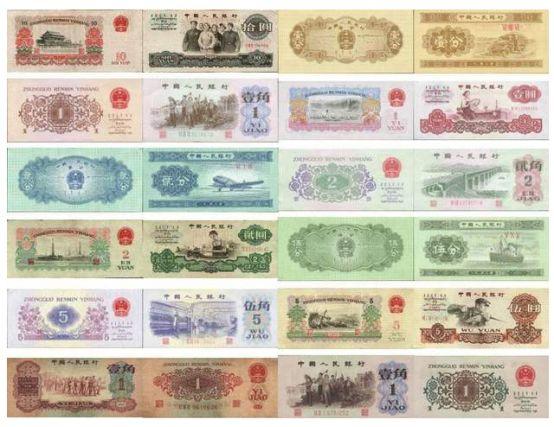 第三套人民币上涨价格分析