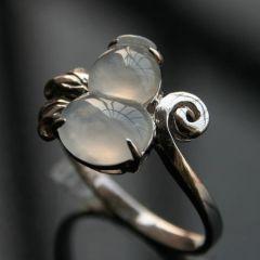 翡翠戒指尺寸如何測量  翡翠戒指選購要點